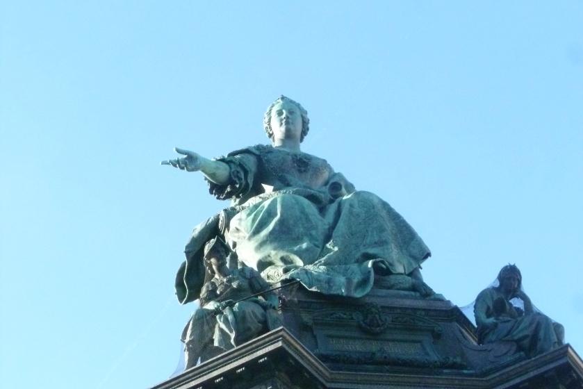Marie-Thérèse d'Autriche (Maria Theresia Walburga Amalia Christina von Habsburg)